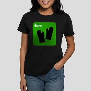 iBake Green Women's Dark T-Shirt