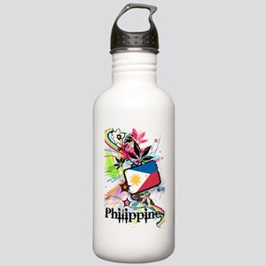 Philippines Stainless Water Bottle 1.0L