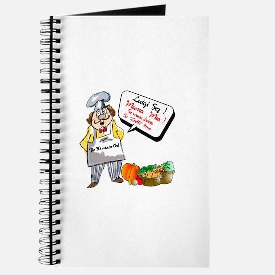 Premium Chef.:-) Journal