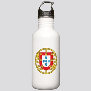 Portugal Coat Of arms Stainless Water Bottle 1.0L