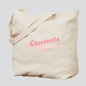 Clarinets Tote Bag