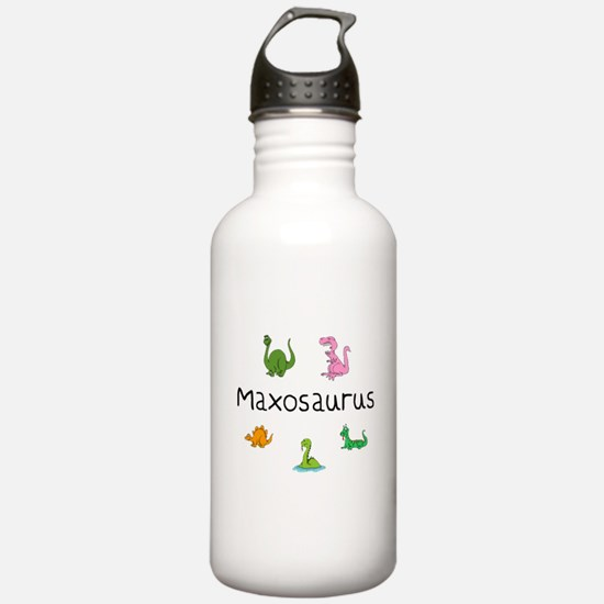 Maxosaurus Water Bottle