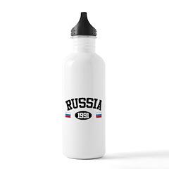 Russia 1991 Water Bottle