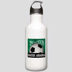 Football Saudi Arabia Stainless Water Bottle 1.0L