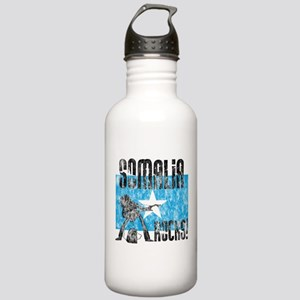 Vintage Somalia Rocks Stainless Water Bottle 1.0L