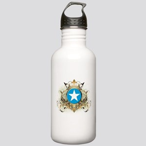 Stylish Somalia Stainless Water Bottle 1.0L
