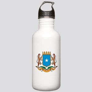 Somalia Coat Of Arms Stainless Water Bottle 1.0L