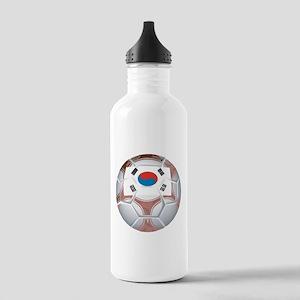 South Korea Soccer Stainless Water Bottle 1.0L