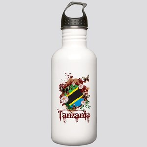 Butterfly Tanzania Stainless Water Bottle 1.0L