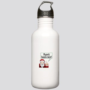 Ryan's Been Nice Stainless Water Bottle 1.0L