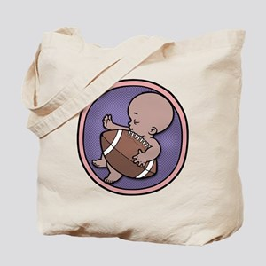 Future Footballer -ds Tote Bag