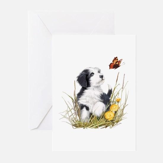 Sommerfugl 10x Greeting Cards