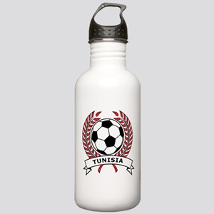 Soccer Tunisia Stainless Water Bottle 1.0L