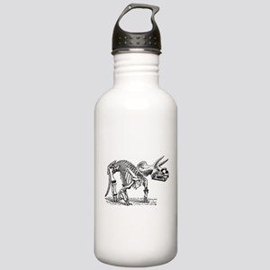 Triceratops Skeleton Stainless Water Bottle 1.0L
