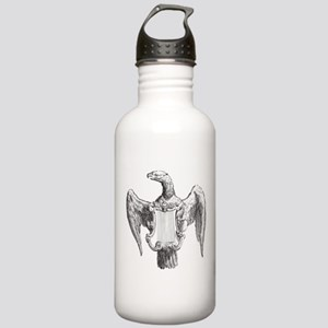 Eagle With Lyra Stainless Water Bottle 1.0L