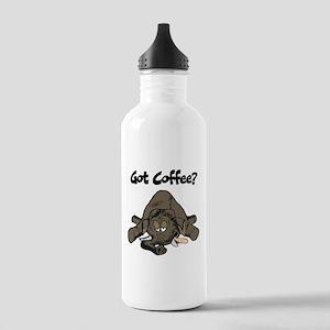 Sleepy Elephant Stainless Water Bottle 1.0L