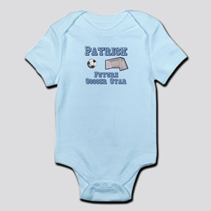 Patrick - Future Soccer Star Infant Bodysuit