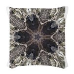 Tiwggy Star Woven Throw Pillow