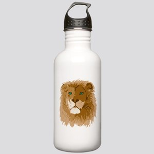 Realistic Lion Stainless Water Bottle 1.0L