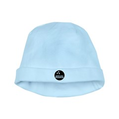 Bowling Widower baby hat