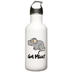 Got Mice? Water Bottle