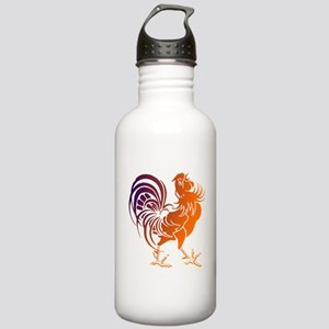 Rooster Stainless Water Bottle 1.0L