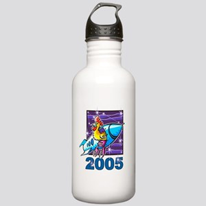 Space Rooster Stainless Water Bottle 1.0L
