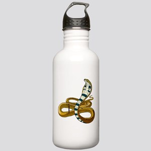 Cobra Stainless Water Bottle 1.0L