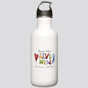 Domestic Violence (lw) Stainless Water Bottle 1.0L