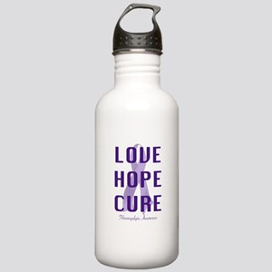 Fibromyalgia (lhc) Stainless Water Bottle 1.0L