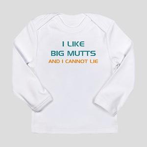 Big Mutts Long Sleeve Infant T-Shirt
