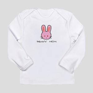 Bunny Mom Long Sleeve Infant T-Shirt