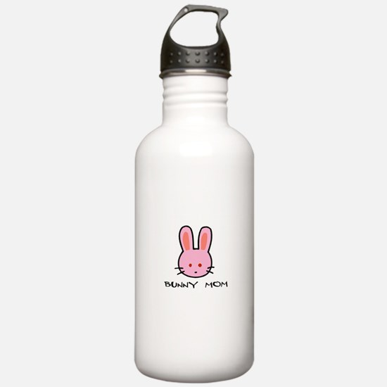 Bunny Mom Water Bottle