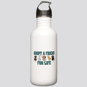 Adopt A Friend Stainless Water Bottle 1.0L