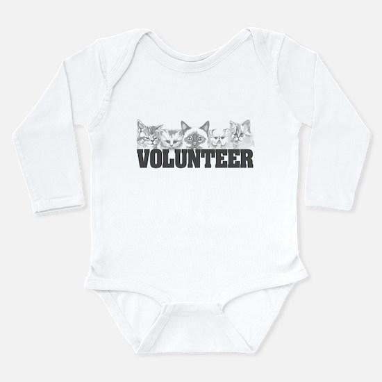 Volunteer (cats) Onesie Romper Suit