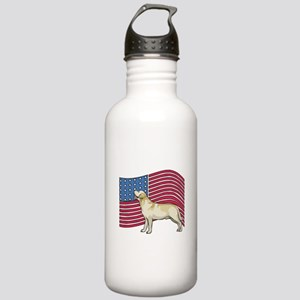 USA Lab Stainless Water Bottle 1.0L