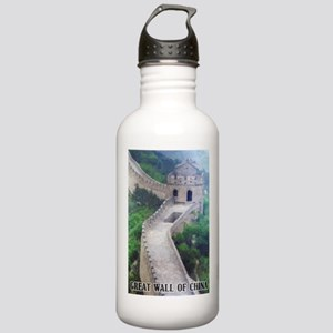 Great Wall Of China Stainless Water Bottle 1.0L