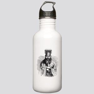 Hand Drawn Confucius Stainless Water Bottle 1.0L