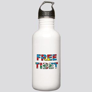Free Tibet Stainless Water Bottle 1.0L