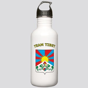 Team Tibet Stainless Water Bottle 1.0L