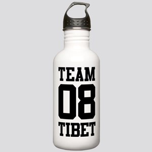 Team Tibet 2008 Stainless Water Bottle 1.0L
