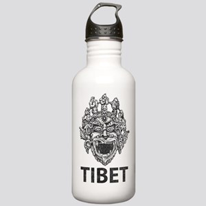 Tibetan Deity Stainless Water Bottle 1.0L
