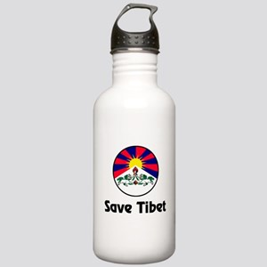 Save Tibet Stainless Water Bottle 1.0L