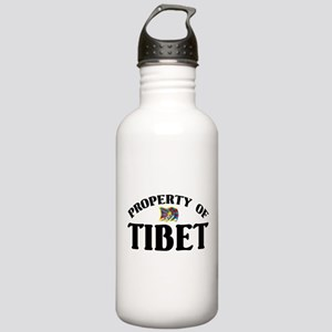 Property Of Tibet Stainless Water Bottle 1.0L