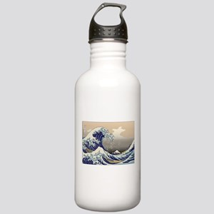 Hokusai The Great Wave Stainless Water Bottle 1.0L