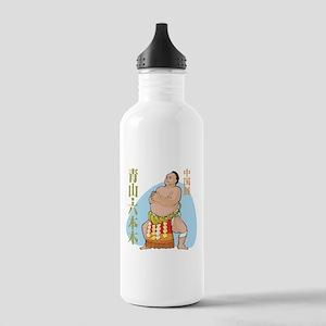 Sumo Wrestler Stainless Water Bottle 1.0L
