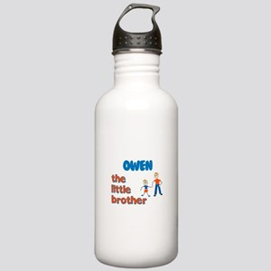 Owen - The Little Brother Stainless Water Bottle 1
