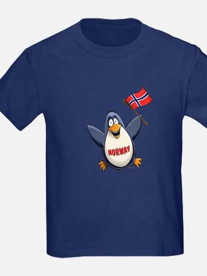 Norway Penguin T