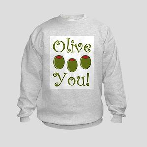 Ollive You Kids Sweatshirt