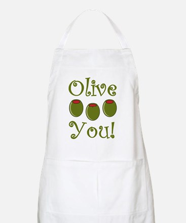 Ollive You Apron